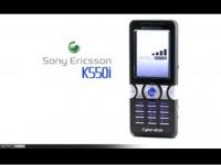 Демо-видео SONY ERICSSON K550i от WorldGSM