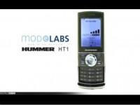 Демо-видео HUMMER HT1 от WorldGSM