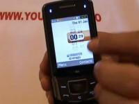 Видео обзор Samsung B5702
