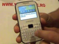 Видео обзор Samsung C3222 Duos