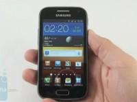 Видео обзор Samsung Galaxy Ace 2