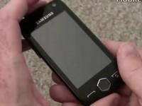 Видео обзор Samsung GT-S8000 Cubic