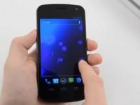 Видео обзор Samsung I9250 Galaxy Nexus