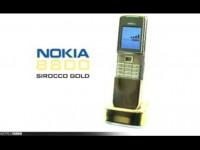 Демо-видео NOKIA SIROCCO GOLD 8800 от WorldGSM