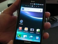 Видео обзор Samsung i997 Infuse 4G