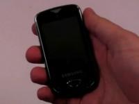 Видео обзор Samsung S3370