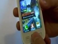 Видео обзор Samsung S5750 Wave575