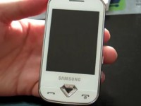 Видео обзор Samsung S7070 Diva