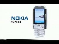 Демо-видео NOKIA 5700 от WorldGSM