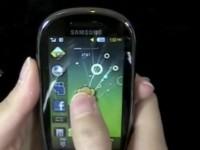 Видео обзор Samsung SGH-A697 Sunburst