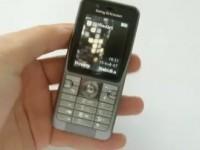 Видео обзор Sony Ericsson K530i