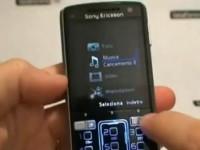 Видео обзор Sony Ericsson K850i