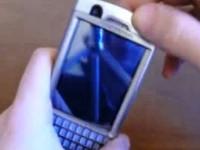 Видео обзор Sony Ericsson P990i
