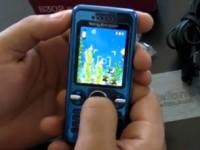 Видео обзор Sony Ericsson S302