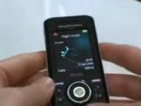 Видео-обзор Sony Ericsson S500i