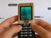 Видео обзор Sony Ericsson T650i