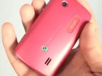 Видео-обзор Sony Ericsson txt pro