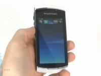 Видео обзор Sony Ericsson Vivaz Pro