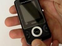 Видео обзор Sony Ericsson W205