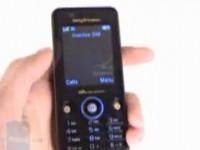 Видео обзор Sony Ericsson W660i