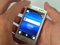 Видео обзор Sony Ericsson XPERIA mini