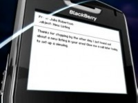 Промо видео BlackBerry 8800