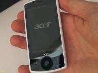Видео обзор Acer beTouch E101