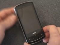 Видео обзор Acer beTouch E200