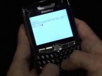 Видео обзор BlackBerry 8320 от PCMag