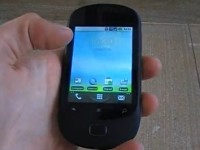 Видео обзор Alcatel One Touch 908