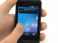 Видео обзор Alcatel One Touch 918