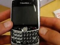 Видео обзор BlackBerry Curve 8330