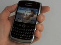 Видео обзор BlackBerry Curve 8900