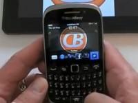 Видео обзор BlackBerry Curve 9320