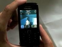 Видео обзор BlackBerry Pearl 3G 9105