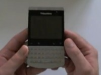 Видео обзор BlackBerry Porsche Design P9981