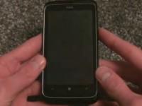 Видео обзор HTC 7 Trophy