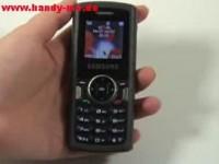 Видео обзор Samsung SGH M110 (Part 2) от HandyMC