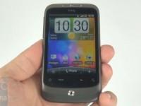 Видео обзор HTC Wildfire