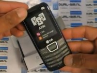 Видео-обзор LG A290