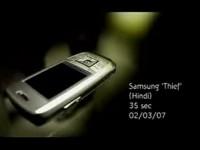 Рекламный ролик Samsung Е250