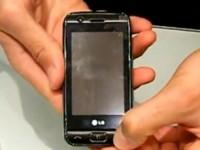 Видео обзор LG GT505