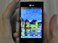 Видео-обзор LG Optimus L5 E612