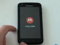 Видео обзор Motorola ATRIX 4G