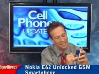 Видео обзор Nokia E62 от TigerDirectBlog