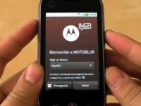 Видео-обзор Motorola DEXT MB220