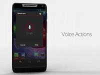 Промо видео Motorola RAZR M