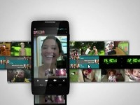 Промо видео Motorola RAZR HD