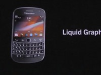Демо видео BlackBerry Bold Touch 9900