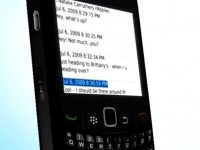 Демо видео BlackBerry Curve 8520